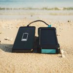 portable-solar power bank