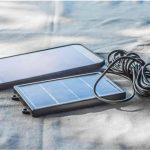 Best High Capacity Portable Solar Power Bank for Phones
