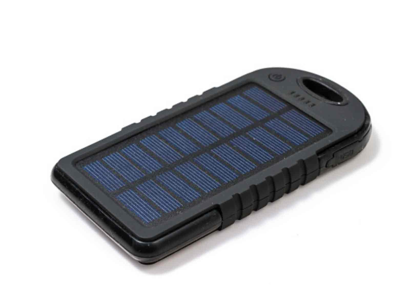 Sizing Solar Battery Chargers for Charging Batteries