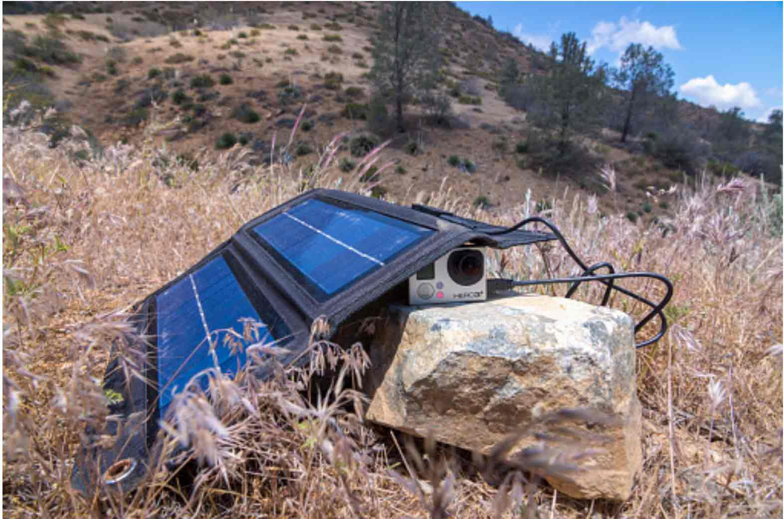 Portable Solar Chargers for Emergencies