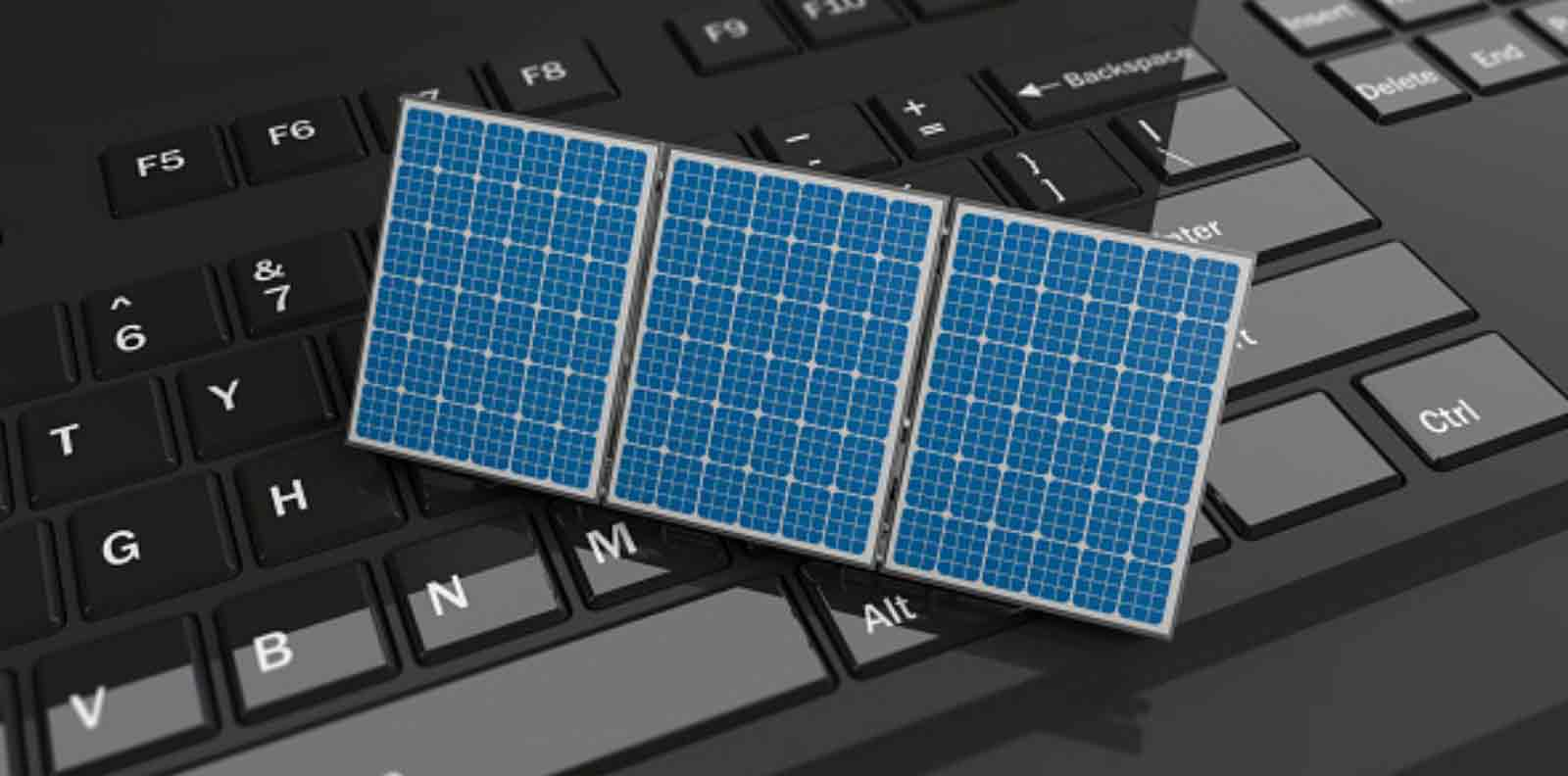 Portable Solar Panel Chargers for Laptops