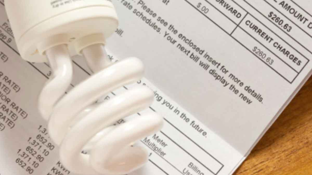 How to reduce your power bill with small lifestyle changes