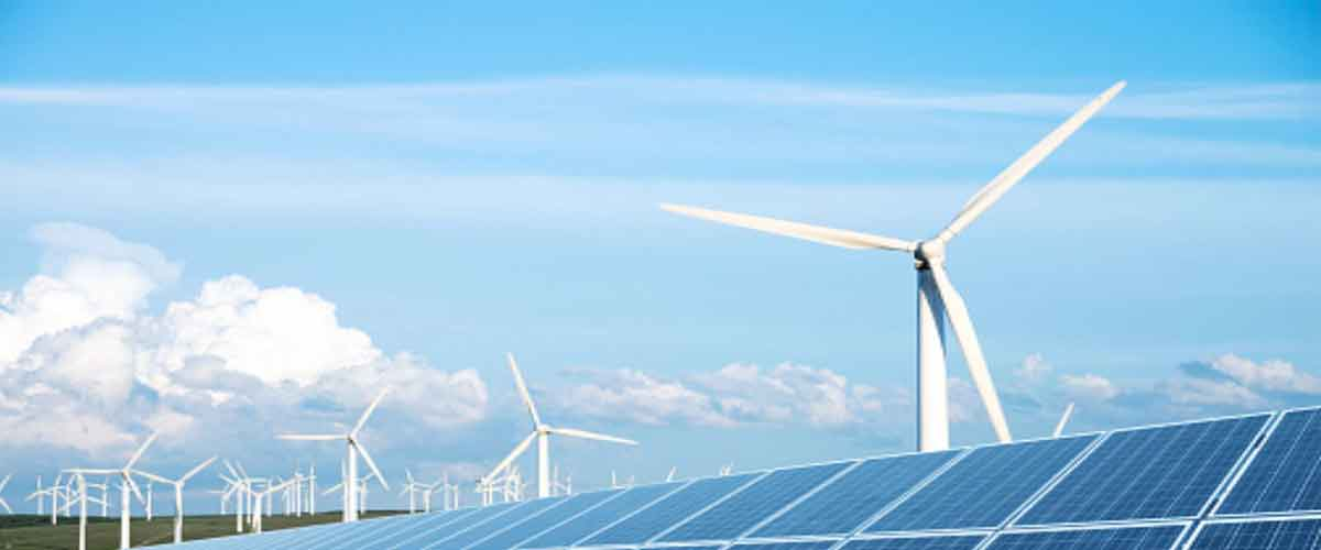 Solar and other renewable energy sources